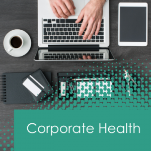 HMS Corporate Health Website Graphic